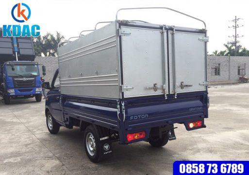bán Xe tải Foton 890kg Gratour T3, 1.2L Khung Mui giá tốt tại hà nội