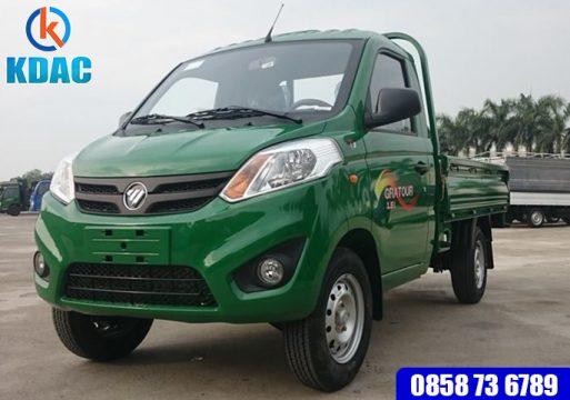 Xe Tải Foton Gratour T3 1.2L 990kg giá rẻ tại Hà Nội