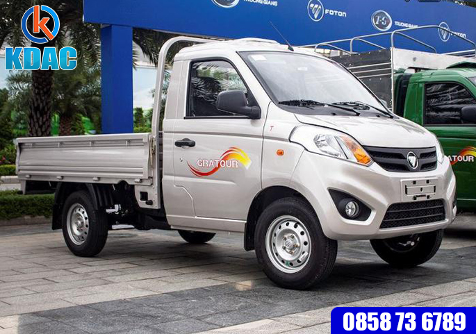 Xe tải 995kg Gratour T3, 1.2L