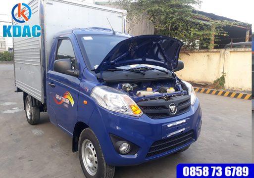 Xe tải FOTON 830kg T3 Gratour 1.2L phiên bản thùng kín