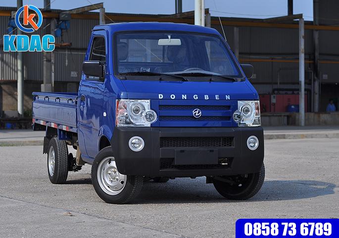 Xe tải 870kg Thùng Lửng