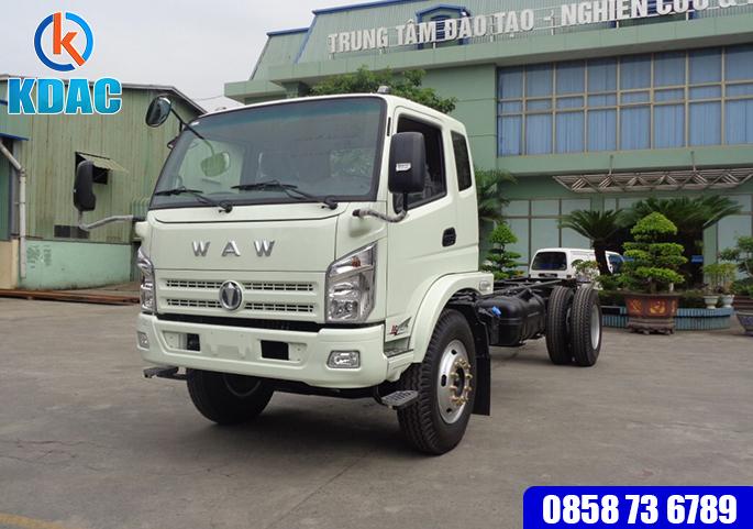 Xe tải 8 tấn – WAW
