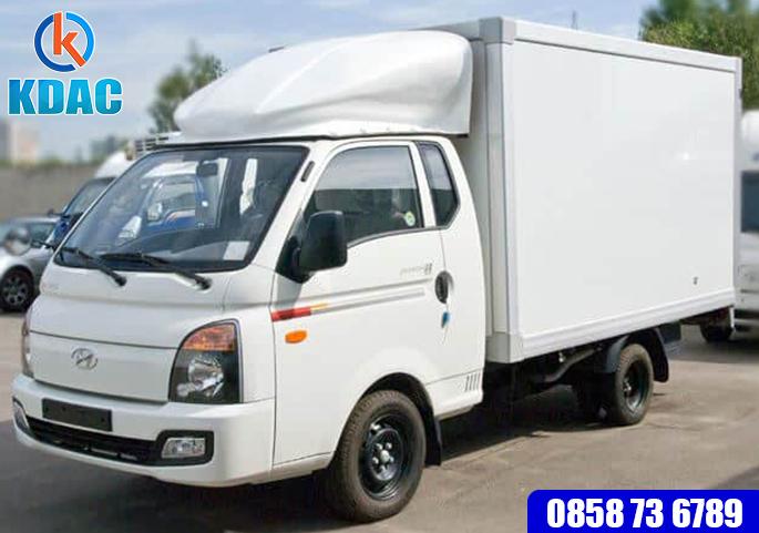 Xe Đông Lạnh 1.5 tấn – HYUNDAI H150