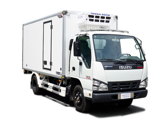Xe Đông Lạnh 1.8 tấn – ISUZU QKR270