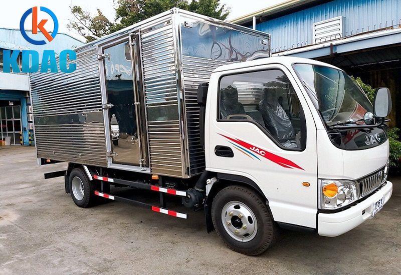 Ô tô Á Châu bán trả góp, xe tải 2.4 tấn, Xe tải 2.5 tấn, Xe tải JAC - L250
