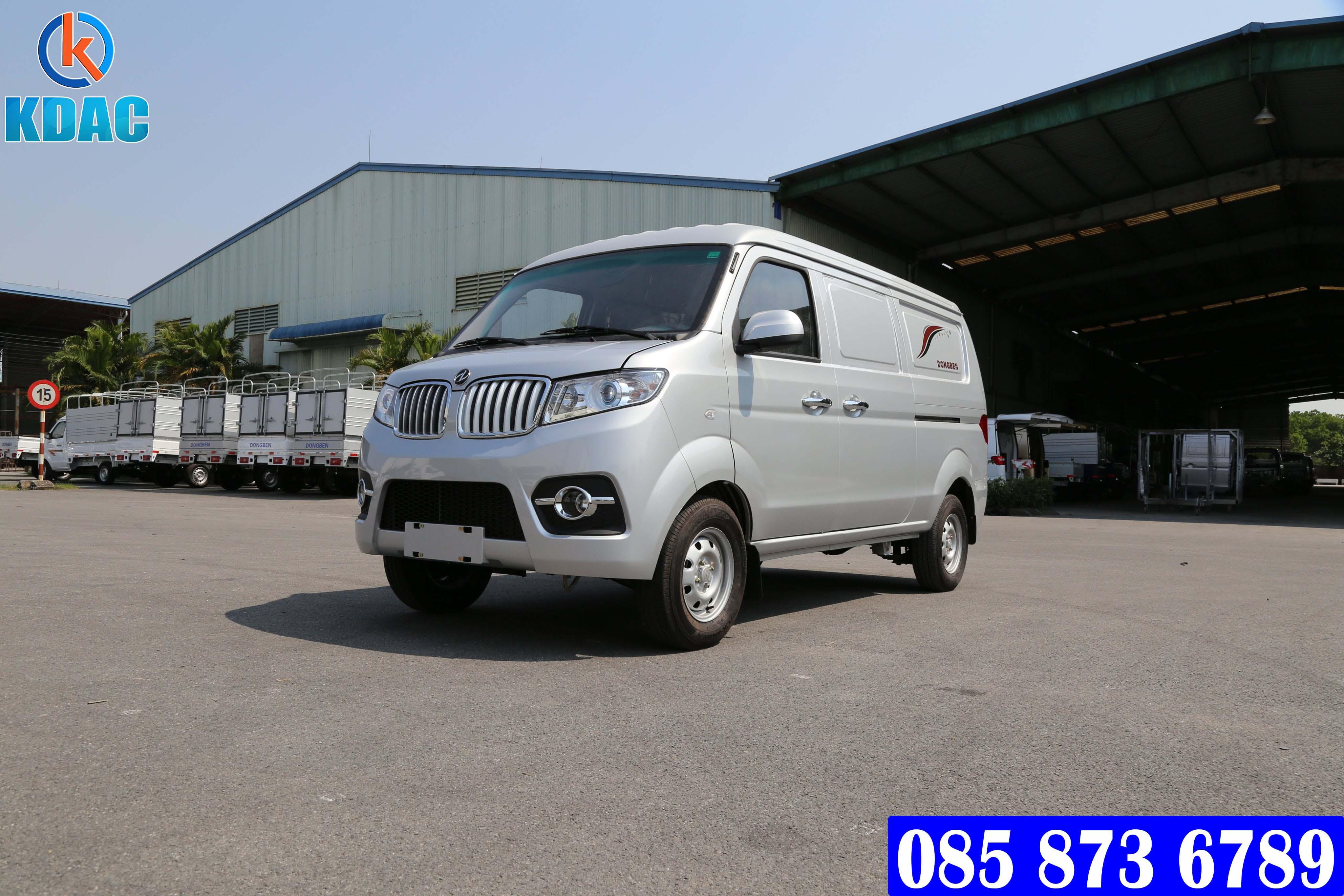 Xe tải van 2 chỗ 930kg-Dongben X30 V2L