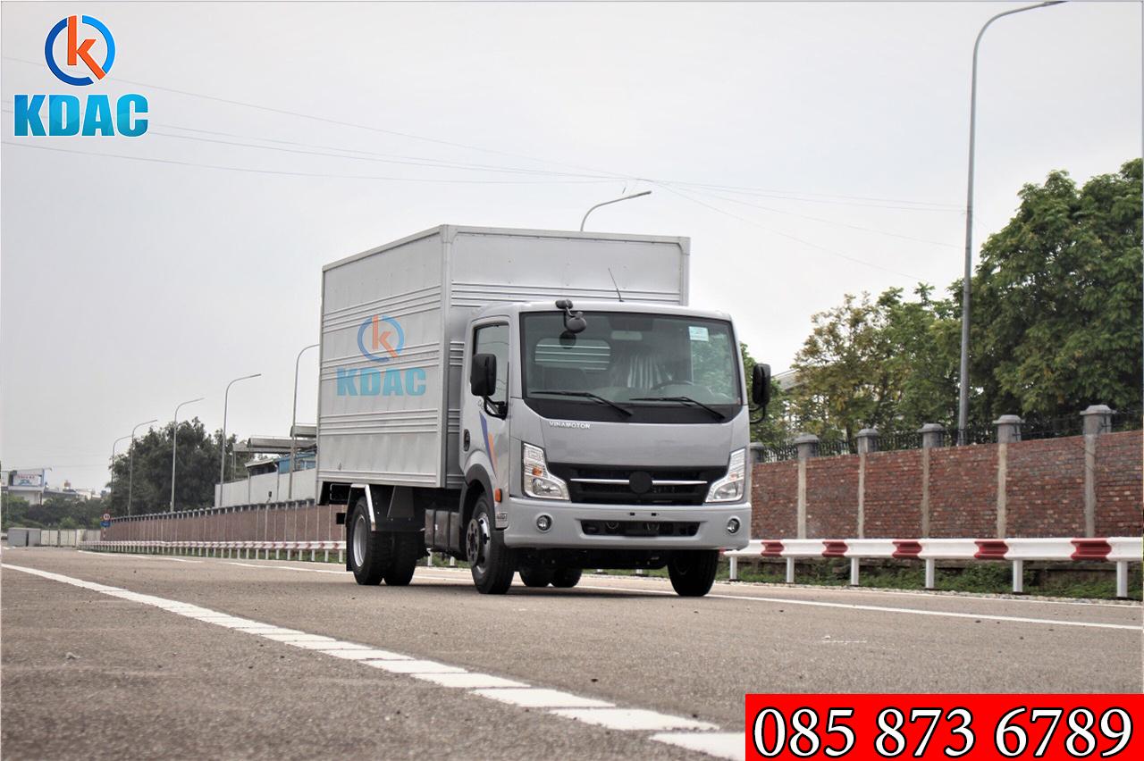 Xe tải Cabstar NS350 thùng kín