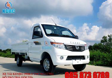 Xe tải Kenbo 995kg thùng lửng