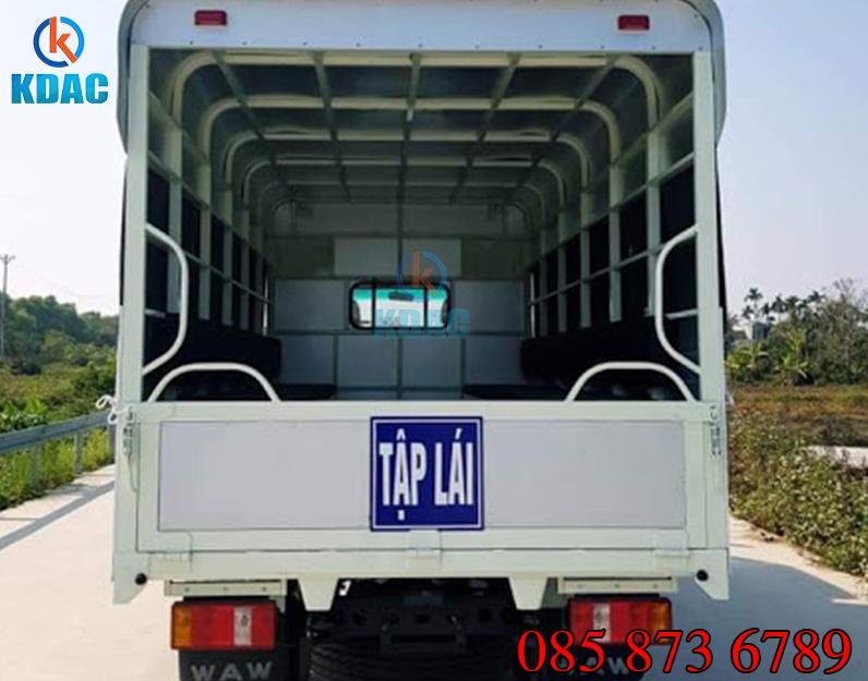 Xe tải Waw 3T5 thùng tập lái