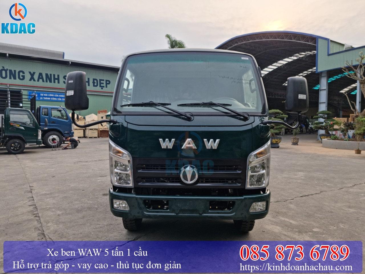 XE BEN WAW 5 TẤN 4X2