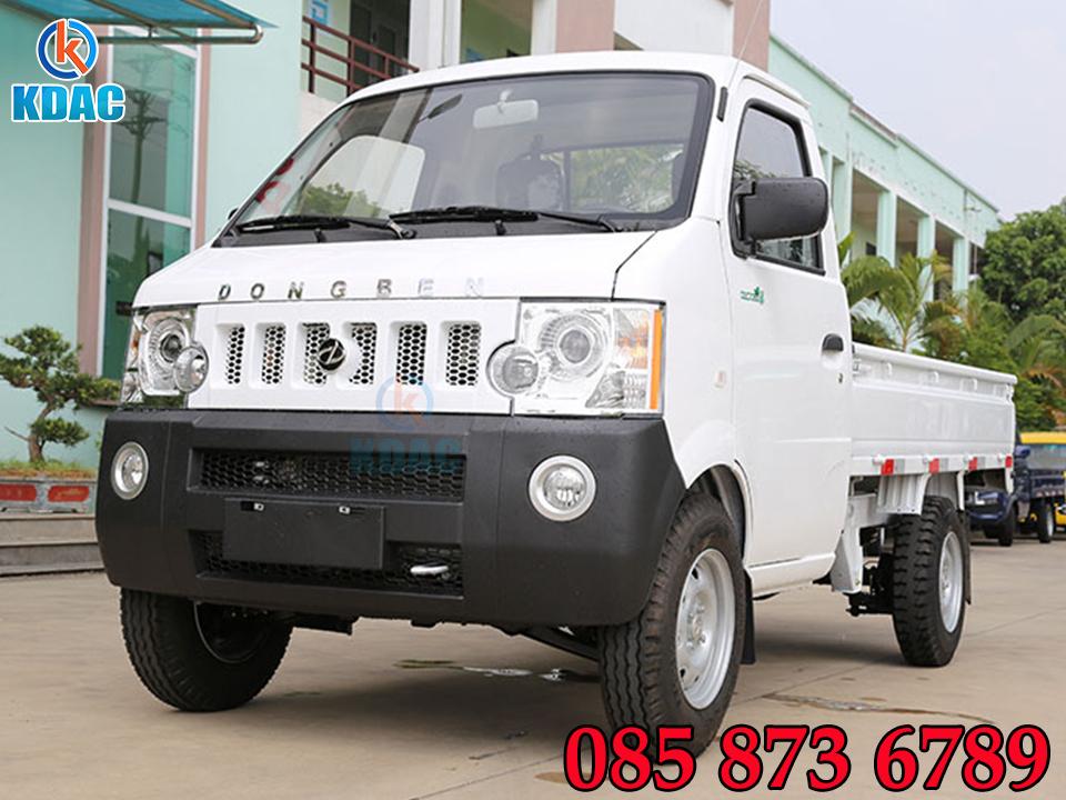 Xe tải Dongben K9 990kg thùng lửng