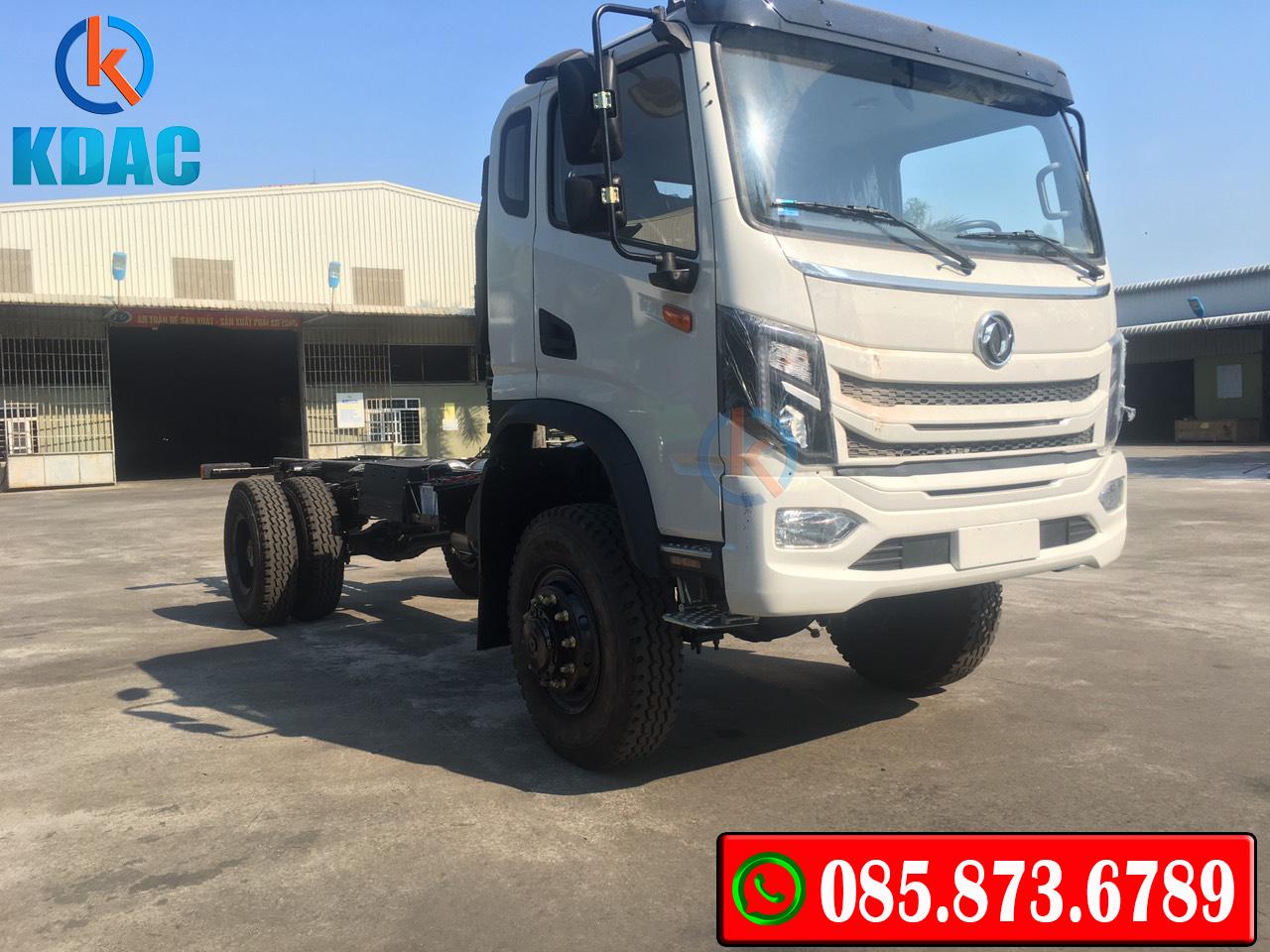 xe tải Dongfeng Trường Giang 6 tấn 2 cầu