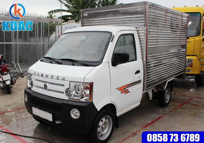 Xe tải 770kg Thùng Kín