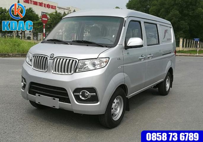 Xe tải VAN Dongben X30V5 tải trọng 490kg 5 chỗ ngồi
