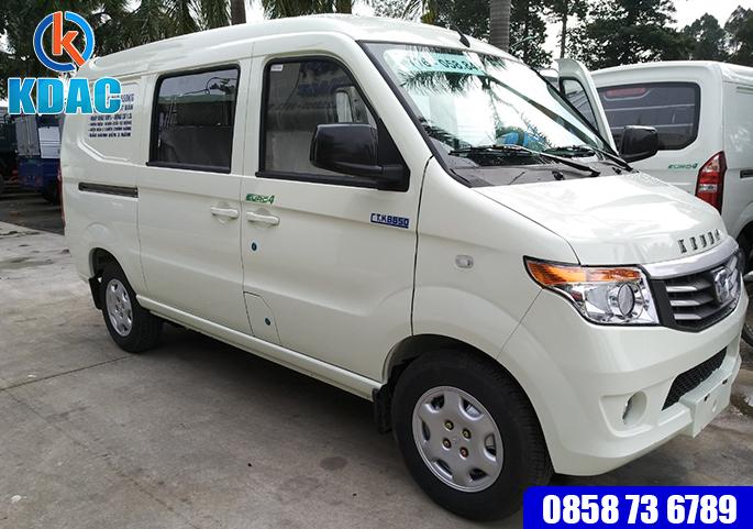 Xe tải VAN Kenbo 5 chỗ tải trọng 495kg