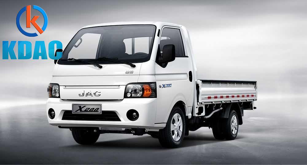 Xe tải JAC 1.5 tấn thùng lửng