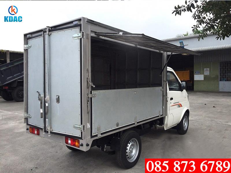 Xe tải DFSK thùng kín cánh dơi